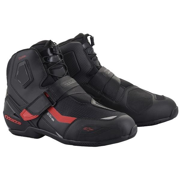 アルパインスターズ RAN DRYSTAR SHOE 13 BLACK RED 42 26.5cm 207389