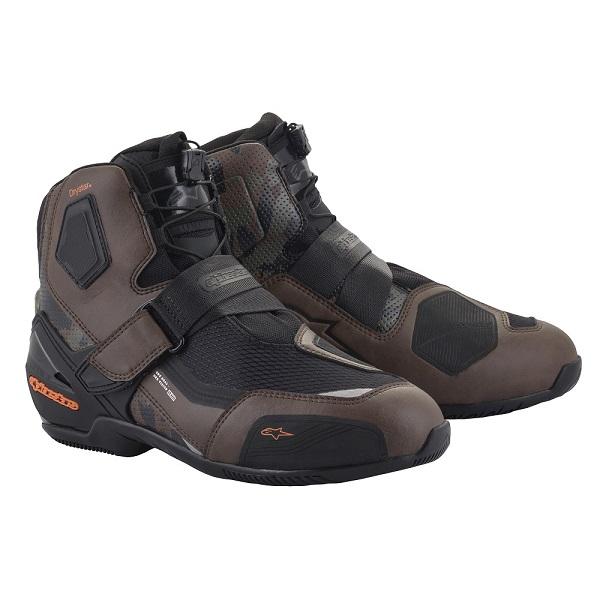 アルパインスターズ RAN DRYSTAR SHOE 8001 BLACK BROWN CAMO 43 27.5cm 207501