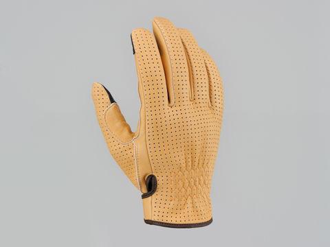DAYTONA (デイトナ) HBG-045 内縫いガンカットショート パンチングタイプ ナチュラル M 99457