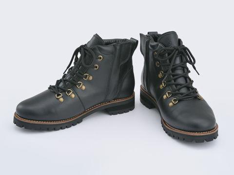 DAYTONA (デイトナ) HBS-005 マウンテンブーツ ブラック 26.5cm 16842