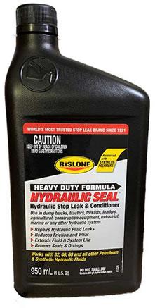 RISLONE(リスロン) ハイドロリックシール 油圧作動油漏れ止め&添加剤 950ml RP-41820