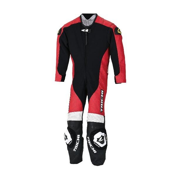RSタイチ(アールエスタイチ) NXL022 J-022 キッズ レザースーツ RED 140CM 522415