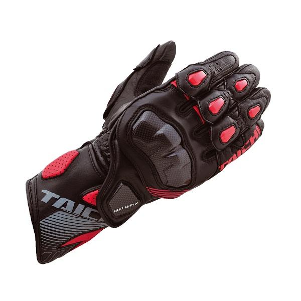 RSタイチ(アールエスタイチ) NXT052 GP-WRX レーシング グローブ BLACK/RED XXL 608065