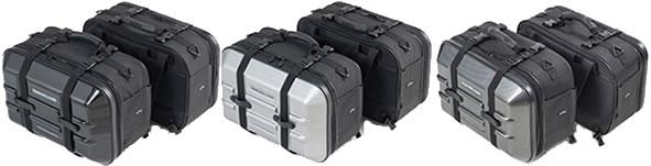 TANAX(タナックス) ツアーシェルケース2 MFK-248、MFK-249、MFK-250