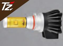 【車検対応/3年保証】TZ LEDフォグバルブ 2400K PSX26W (TZ-F003Y) 88TZF003Y (トヨタのオリジナルブランド)