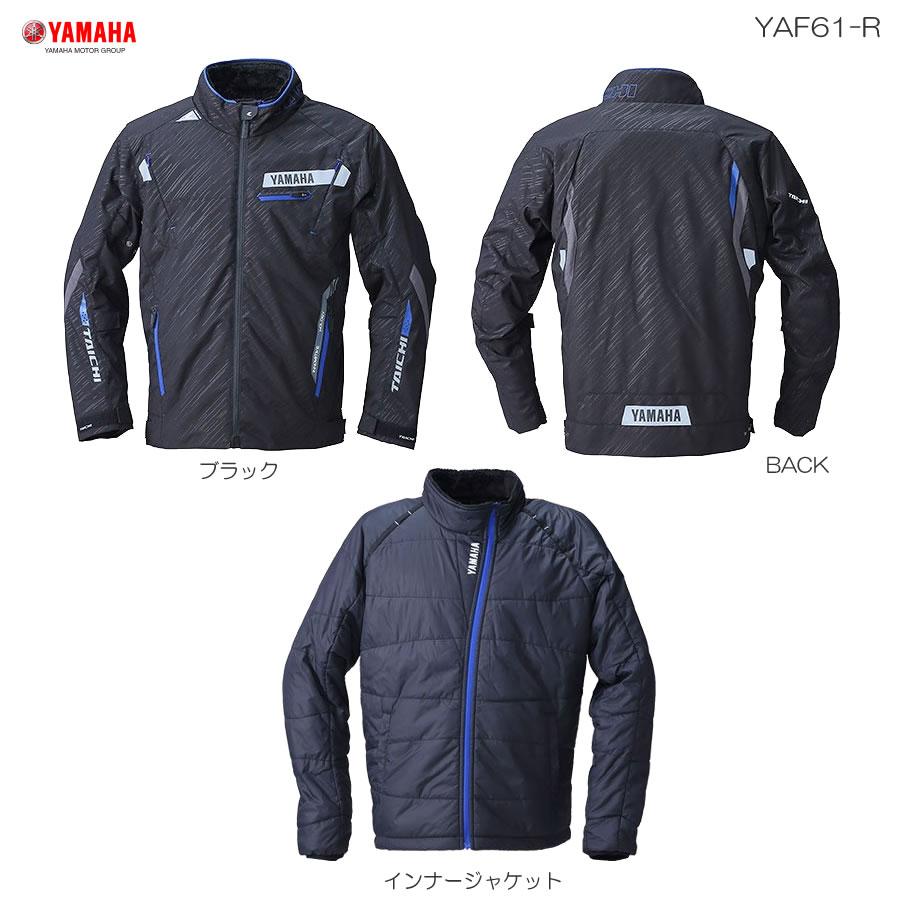 YAMAHA(ワイズギア)×RSタイチコラボ YAF61-R レーサーオールシーズンジャケット