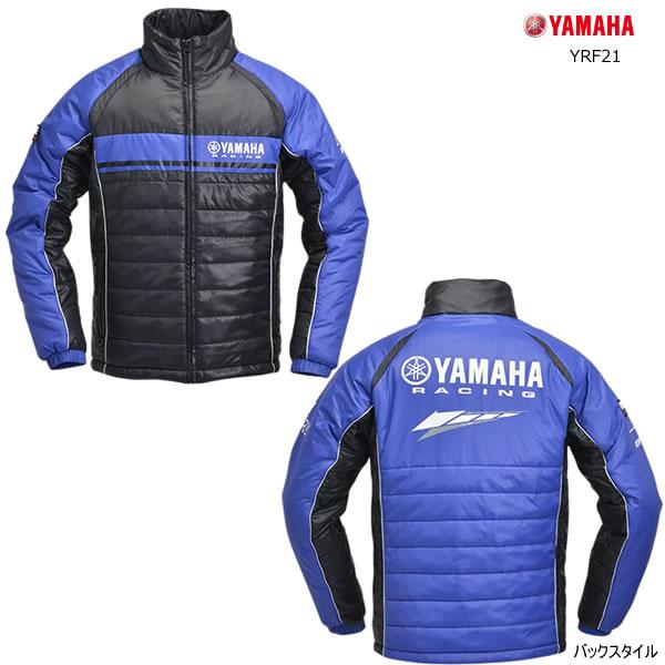 【2019年 秋・冬モデル】YAMAHA(ワイズギア) YRF21 レーシングウォームブルゾン
