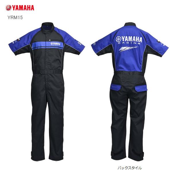 【2019年 春・夏モデル】YAMAHA(ワイズギア) YRM15 ショートスリーブワーキングスーツ