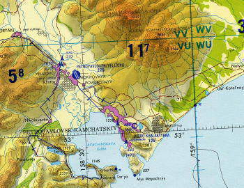Topographic Map Asia.T Maps Tpc 1 500000 Topographic Map Asia Rakuten Global Market
