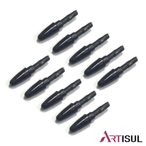 定価の67%OFF ARTISUL アーティスル純正 アーティスル デジタルペン用チップ ハードタイプ 低価格 メール便送料無料 D16付属ペン用 対応機種:MonetPen
