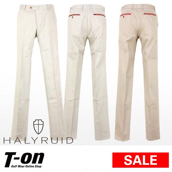 【30%OFF SALE】ハリールイド/ハリールイド/ノータックストレートパンツ/HALYRUID【メンズ】ハリールイド/ゴルフウェア