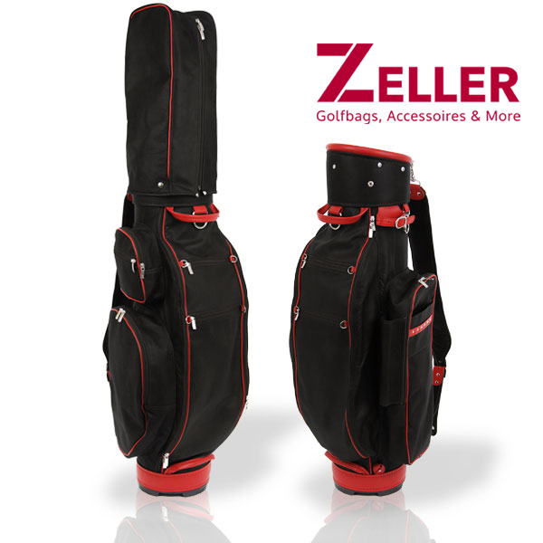 ツェラーゴルフ/ツェラー ゴルフバッグ/キャディバッグ ドイツにて完全オーダーメイド 最高級キャディーバッグ 8.5インチ対応【国内送料無料】ZELLER GOLFBAG【メンズ】【レディース】ツェラー ゴルフバッグ