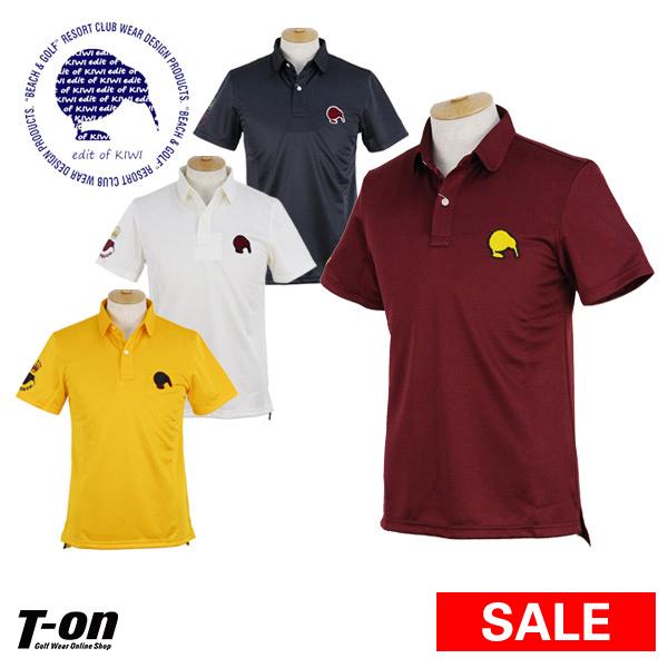 22a0ac75b Golf wear latest in feeling of of apteryx edit of KIWI men polo shirt short  sleeves ...