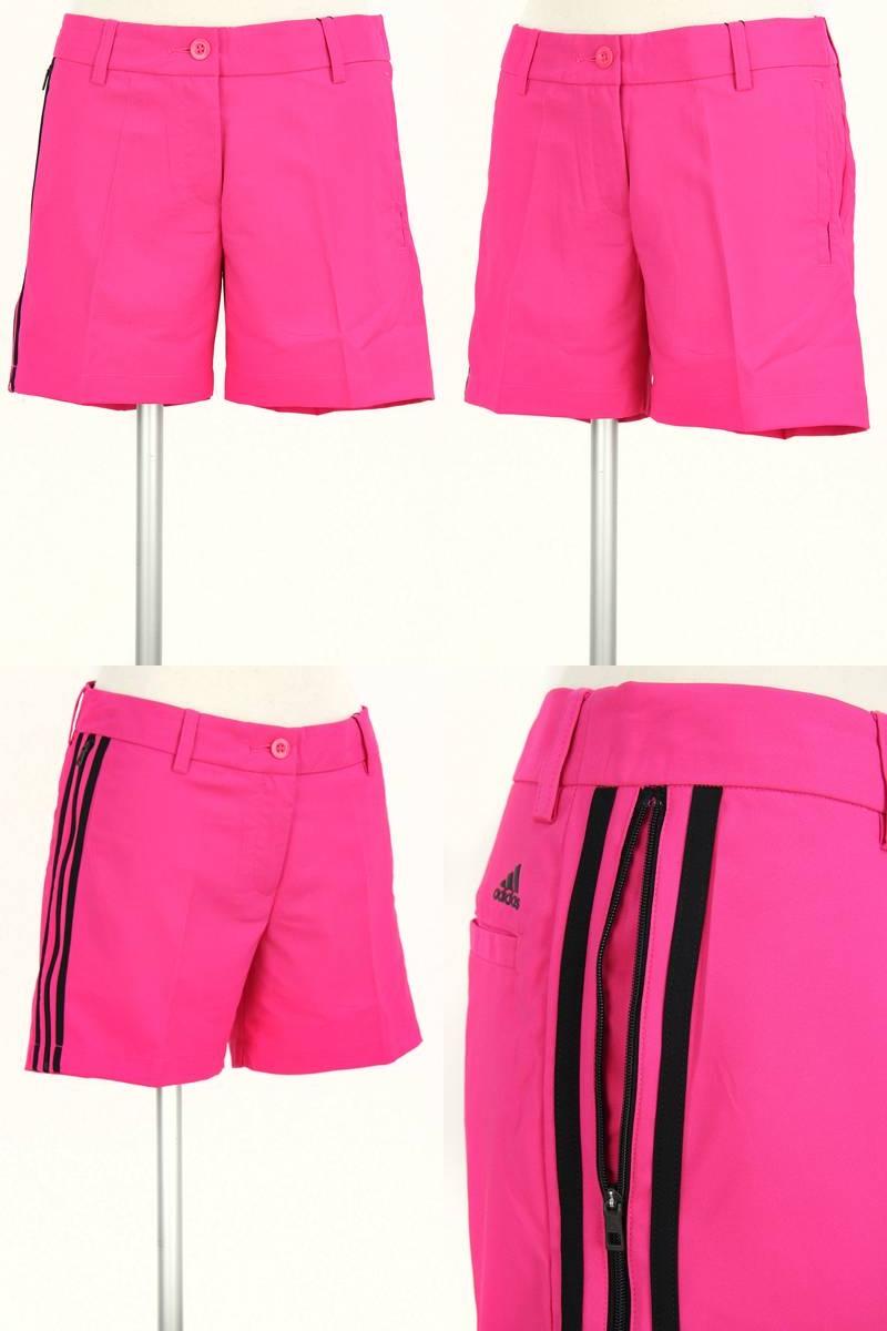 阿迪达斯/阿迪达斯高尔夫球/裤子短裤伸展三条纹坡球座/adidas Golf阿迪达斯高尔夫球高尔夫球服装