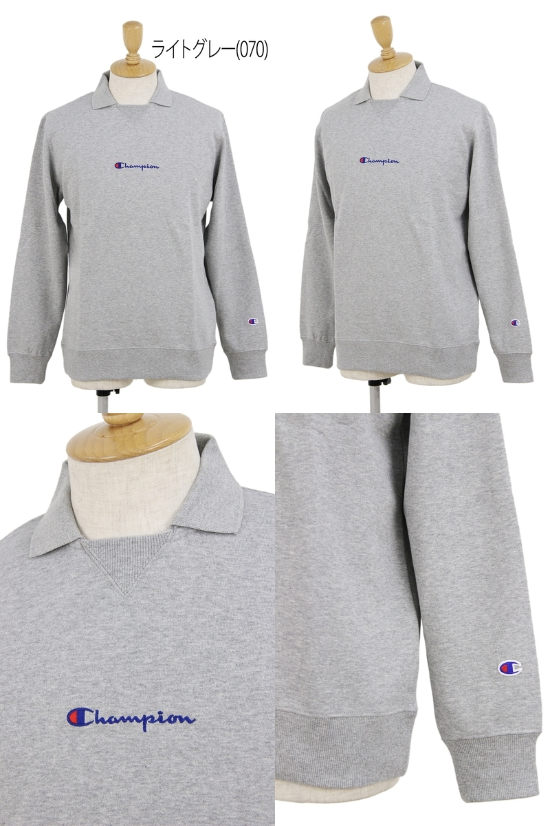 a577b06835e4 t-on: Golf wear in the fall and winter latest champion champion golf ...