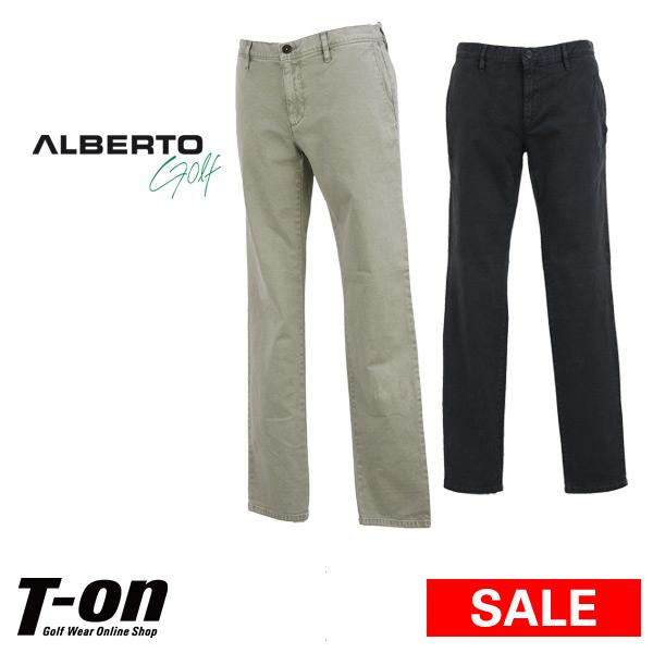 【30%OFF SALE】アルベルト ゴルフ ALBERTO GOLF 日本正規品 メンズ パンツ ロングパンツ G PANTS ストレッチ スリムフィット コットン素材 【送料無料】 ゴルフウェア