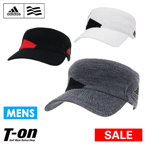 Golf in the fall and winter latest Adidas Adidas golf adidas Golf men sun  visor knit sun visor logo embroidery 2018 dad16ee147b