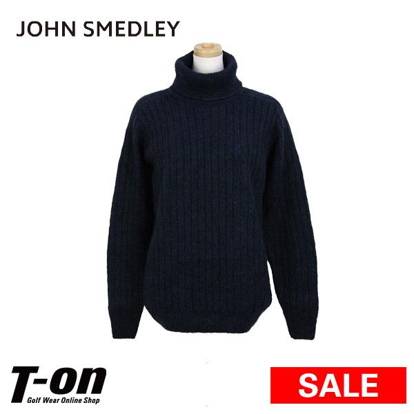 【50%OFF SALE】ジョンスメドレー John Smedley 日本正規品 レディース セーター タートルネックセーター リブニット ラグランスリーブ 英国王室御用達 上質素材 【送料無料】 ゴルフウェア