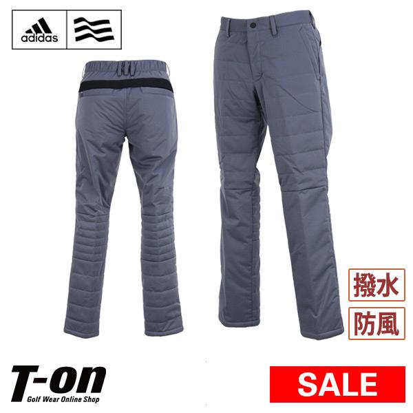 【20%OFF SALE】アディダス アディダスゴルフ adidas Golf メンズ パンツ ロングパンツ 中綿入り 保温 撥水 防風 リラックスストレート 【送料無料】 ゴルフウェア