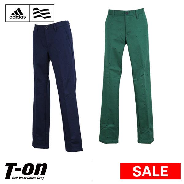 【20%OFF SALE】アディダス アディダスゴルフ adidas Golf メンズ パンツ ロングパンツ 裏起毛 防風 ストレッチ ストレートスリム 飛び柄 モノグラムデザイン 【送料無料】 ゴルフウェア