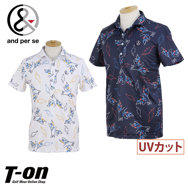 T On Golf Wear In Winter Latest The アンパスィ And Per Se Men Polo