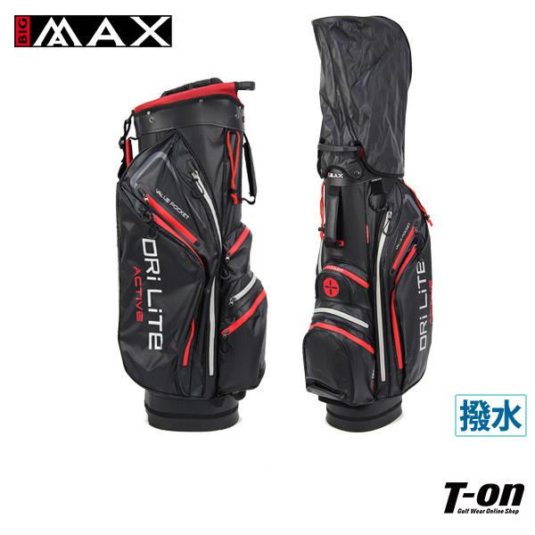 ビッグマックス BIG MAX 日本正規品 メンズ レディース キャディバッグ 9型 撥水 軽量 保冷ポケット付き グローブホルダー付き 【送料無料】  ゴルフ