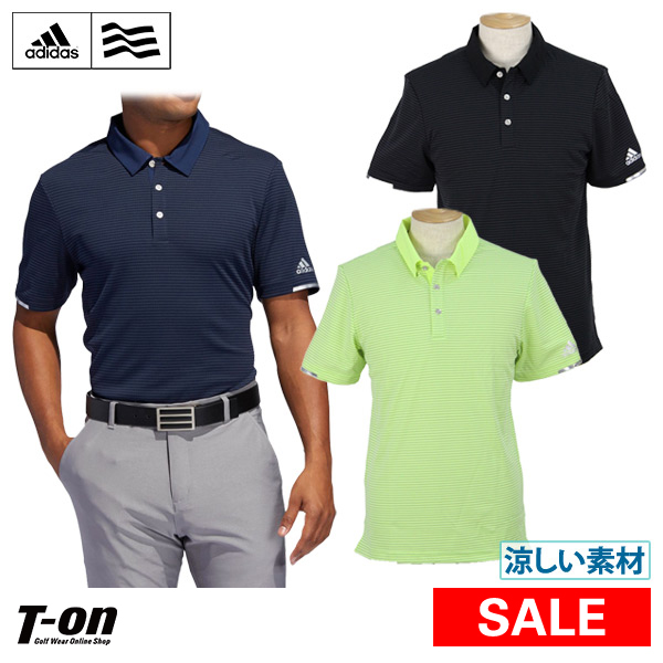 c9a0e0ce Golf wear in the spring and summer latest Adidas Adidas golf adidas Golf  men polo shirt