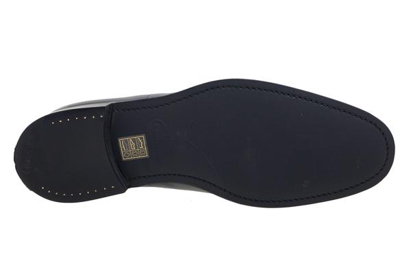 教会的教会领事 R 直接咨询橡胶底鞋尖黑色 (最后 173) [英国进口,真正»