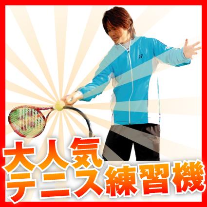 ウィニングショットテニス練習機「テニスガイド2」(練習器具 テニス用品 初心者 キッズ 上級者 フォーム矯正 打点 素振り 室内 クラブ 練習 トレーニング テニス練習 フォーム 練習用具 ショット テニス トレーニンググッズ 上達グッズ テニス上達グッズ)