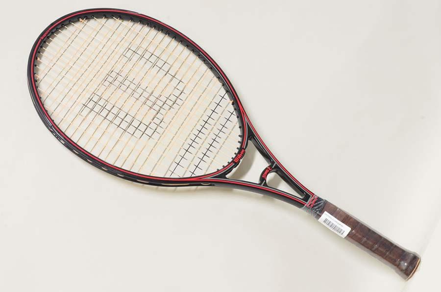 (中古 ラケット テニスラケット)ウィルソン スティング 2 ラージヘッドWILSON STING 2 LARGEHEAD(L4)【中古】(硬式用 テニスラケット) 20P30Sep17