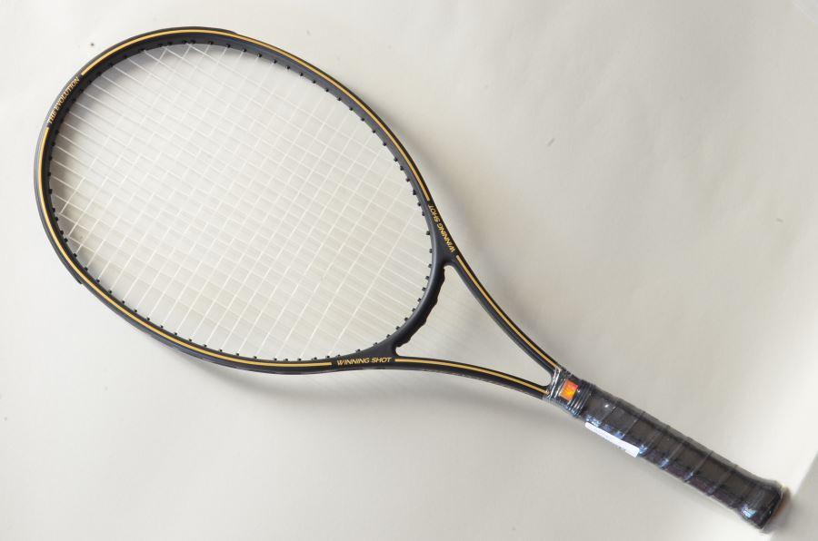(中古 ラケット テニスラケット)ウィニングショット エヴォリューション OSWINNINGSHOT EVOLUTION OS(L2)【中古】(ラケット/硬式用/テニスラケット/ウィニングショット)