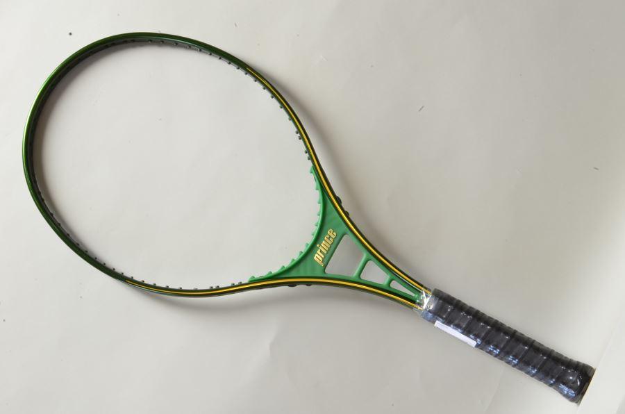 (中古 ラケット テニスラケット)プリンス ファントム OSPRINCE phantom OS(G4)【中古】(ラケット/硬式用/テニスラケット/プリンス/テニスサークル)