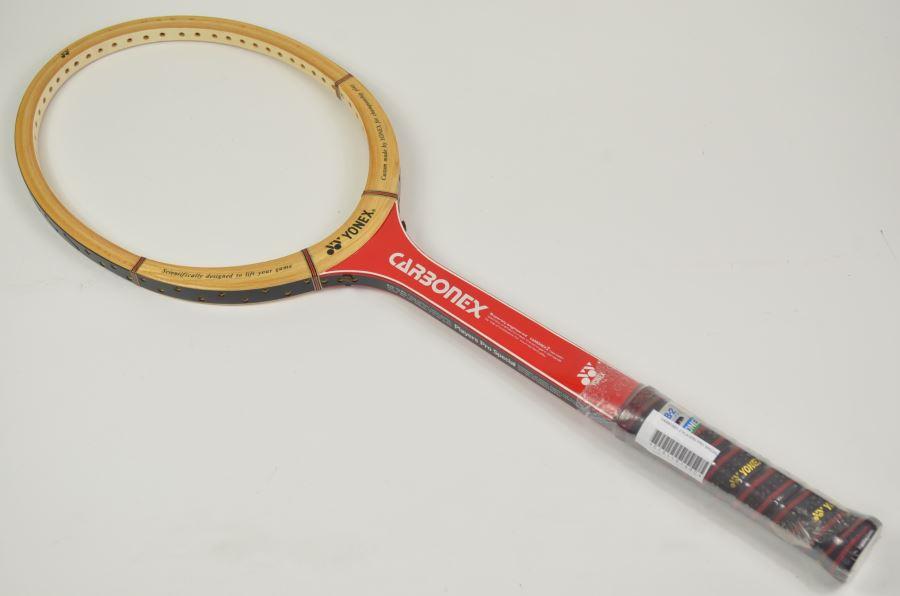 (中古 ラケット テニスラケット)ヨネックス カーボンEX 2 プレーヤーズ プロ スペシャルYONEX CARBONEX 2 PLAYERS PRO SPECIAL(LM3)【中古】(ラケット/硬式用/テニスラケット/ヨネックス/テニスサークル)
