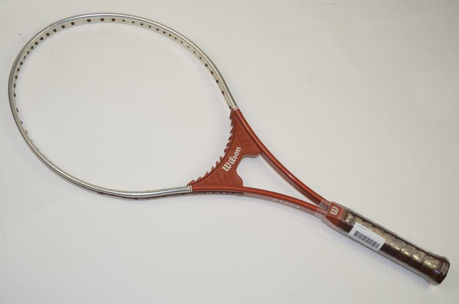 (中古 ラケット テニスラケット)ウィルソン エクストラ OSWILSON EXTRA OS(G3)【中古】(ラケット/硬式用/テニスラケット/ウィルソン/ウイルソン/テニスサークル)