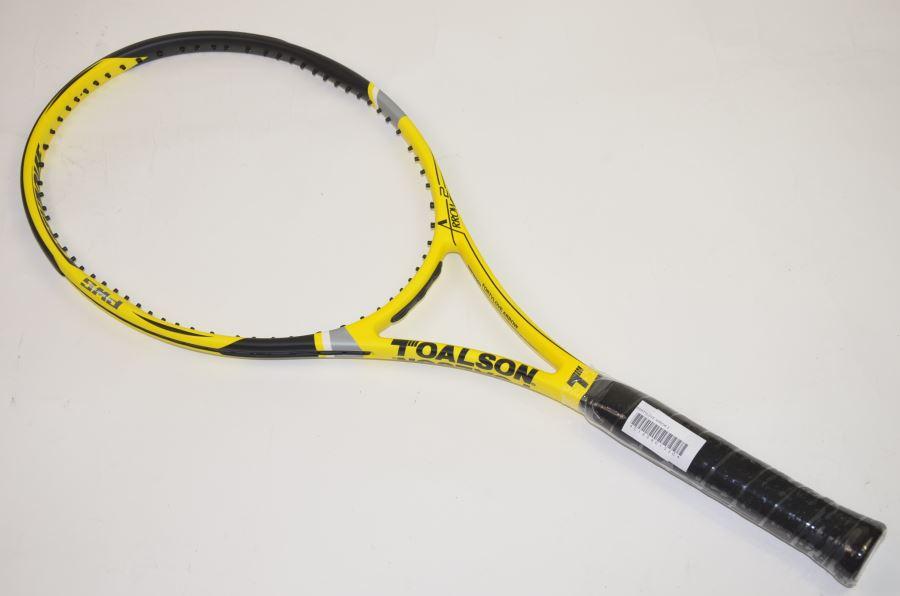 トアルソン フォーティーラブ アロー2TOALSON FORTYLOVE ARROW 2(G2)【中古 テニスラケット】【中古】(ラケット/硬式用/テニス用品/テニスラケット/トアルソン/テニス用品)