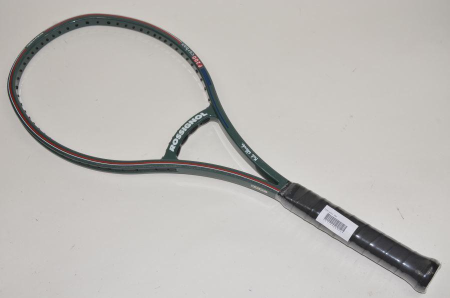 ロシニョール F200 カーボン 1986年モデルROSSIGNOL F200 carbon 1986(SL2)【中古 テニスラケット】【中古】(スポーツ/ラケット/硬式用/テニス用品/テニスラケット/ロシニョール/テニス用品/テニスサークル/通販/) 10P30Sep17 10P03Mar18