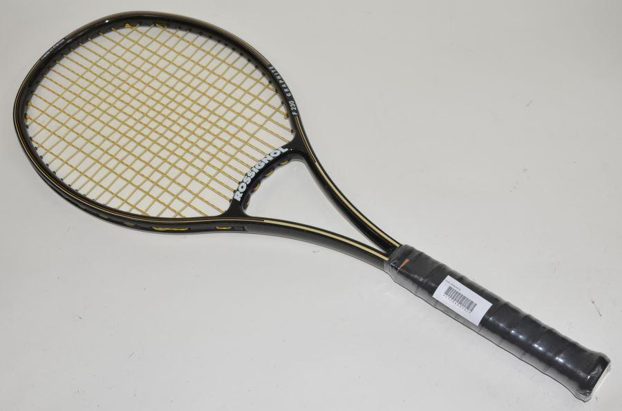 ロシニョール F230 グラファイトROSSIGNOL F230 GRAPHITE(G3相当)【中古 テニスラケット】【中古】(スポーツ/ラケット/硬式用/テニス用品/テニスラケット/ロシニョール/テニス用品/テニスサークル/通販/) 10P30Sep17