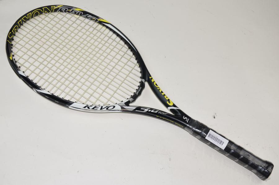 【中古】スリクソン レヴォ V 3.0 ツアー 2014年モデルSRIXON REVO V 3.0 Tour 2014(G3)【中古 テニスラケット】(ラケット 硬式用 中古ラケット 中古テニスラケット 硬式テニスラケット テニスサークル 部活 テニス用品)