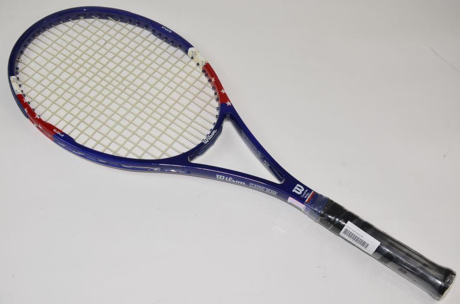 【中古】ウィルソン プロ スタッフ ツアー クラッシック 85WILSON Pro Staff TOUR Classic 85(G2)【中古 テニスラケット】(ラケット 硬式用 中古ラケット 中古テニスラケット 硬式テニスラケット テニスサークル 部活 テニス用品)