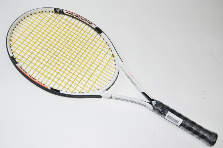 【中古】ボリスベッカー デルタ コアBORIS BECKER delta core(G2相当)【中古 テニスラケット】(ラケット 硬式用 中古ラケット 中古テニスラケット 硬式テニスラケット テニスサークル 部活 テニス用品)