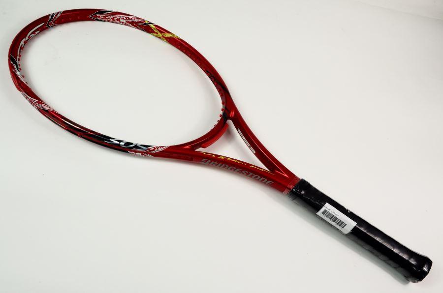 【中古】ブリヂストン エックスブレード ブイアイ 305 2016年モデルBRIDGESTONE X-BLADE VI 305 2016(G2)【中古 テニスラケット】(ラケット 硬式用 中古ラケット 中古テニスラケット 硬式テニスラケット テニスサークル 部活 テニス用品)