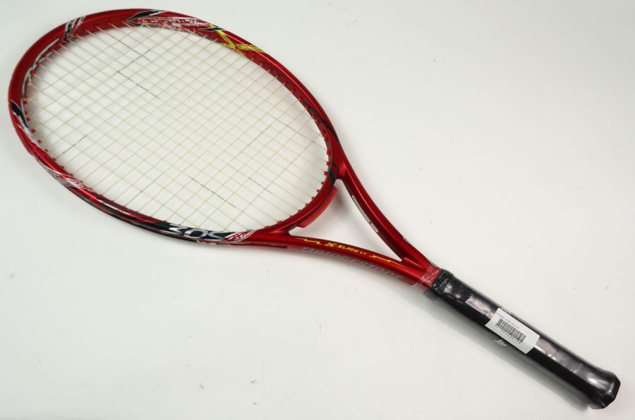 【中古】ブリヂストン エックスブレード ブイアイ 305 2016年モデルBRIDGESTONE X-BLADE VI 305 2016(G2)【中古 テニスラケット】