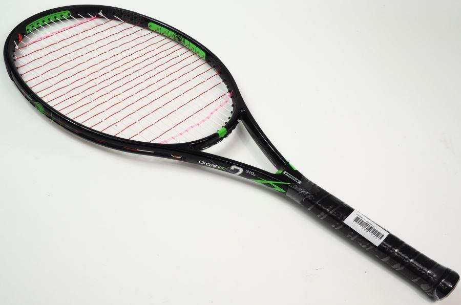 【中古】フォルクル オーガニクス 7 310g 2013年モデルVOLKL ORGANIX 7 310g 2013(L2)【中古 テニスラケット】