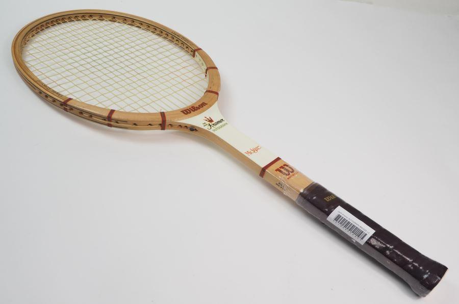 【中古】ウィルソン ジャック クレーマー オートグラフ MIDWILSON JacK Kramer AUTOGRAPH MIDSIZE(L4)【中古 テニスラケット】