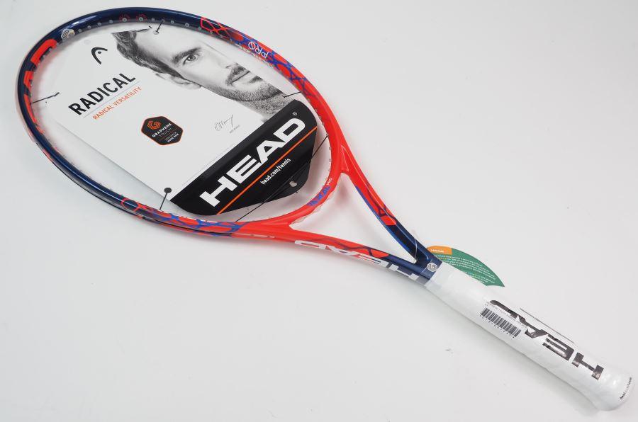 ヘッド グラフィン タッチ ラジカル プロ 2018年モデルHEAD GRAPHENE TOUCH RADICAL PRO 2018(G3)【テニスラケット】