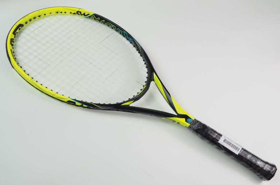 【中古】ヘッド グラフィン タッチ エクストリーム MP 2017年モデルHEAD GRAPHENE TOUCH EXTREME MP 2017(G3)【中古 テニスラケット】