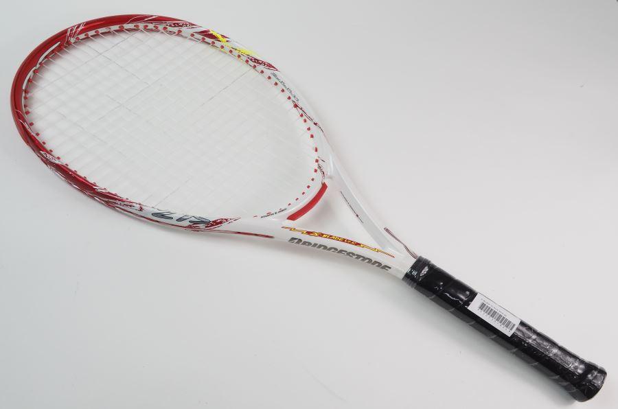 【中古】ブリヂストン エックスブレード ブイアイアール275 2016年モデルBRIDGESTONE X-BLADE VI-R275 2016(G2)【中古 テニスラケット】