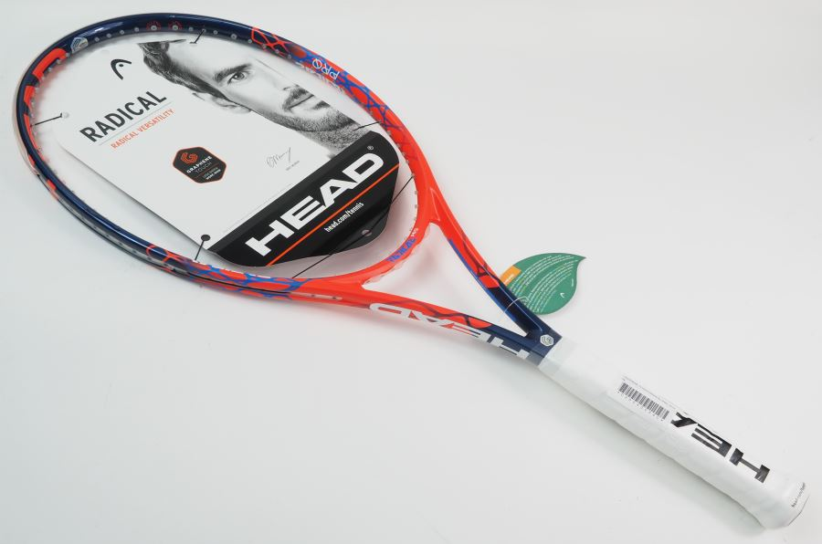 ヘッド グラフィン タッチ ラジカル プロ 2018年モデルHEAD GRAPHENE TOUCH RADICAL PRO 2018(G2)【テニスラケット】