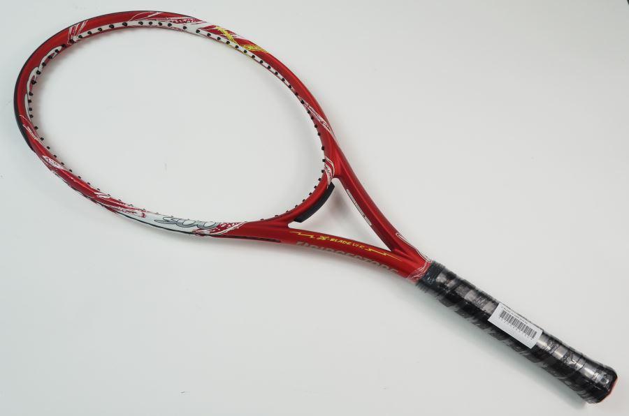 【中古】ブリヂストン エックス ブレード ブイアイアール300 2016年モデルBRIDGESTONE X-BLADE VI-R300 2016(G2)【中古 テニスラケット】