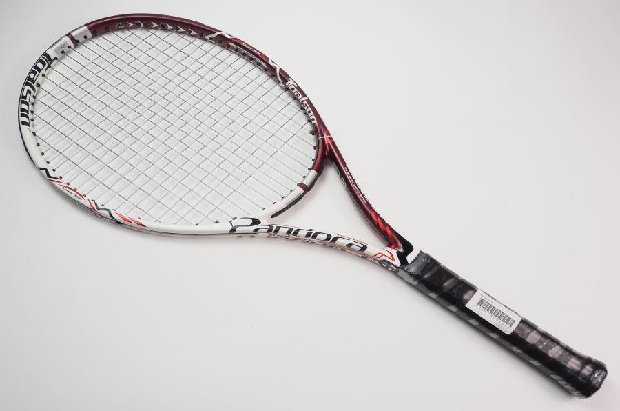 【中古】トアルソン パンドラTOALSON PANDORA(G2)【中古 テニスラケット】